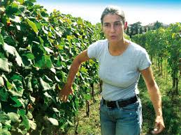 Elisabetta Foradori: A woman of the vines.