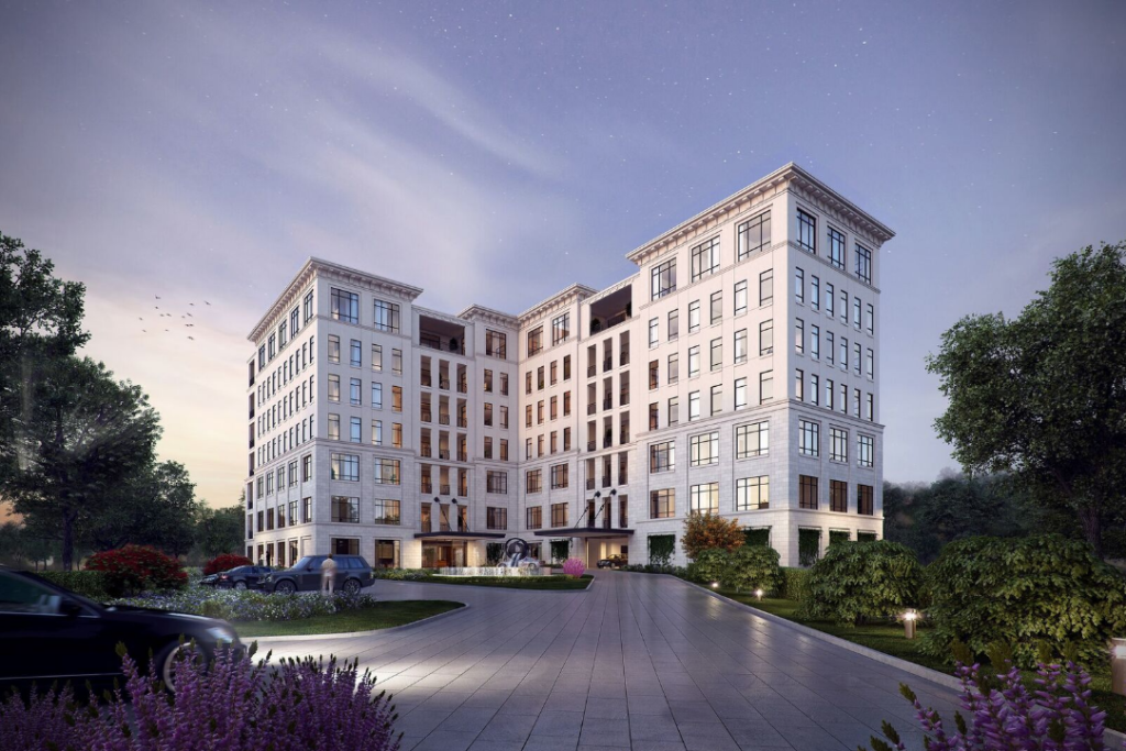 The Sophie at Bayou Bend adds to Houston's growing mid-rise landscape.