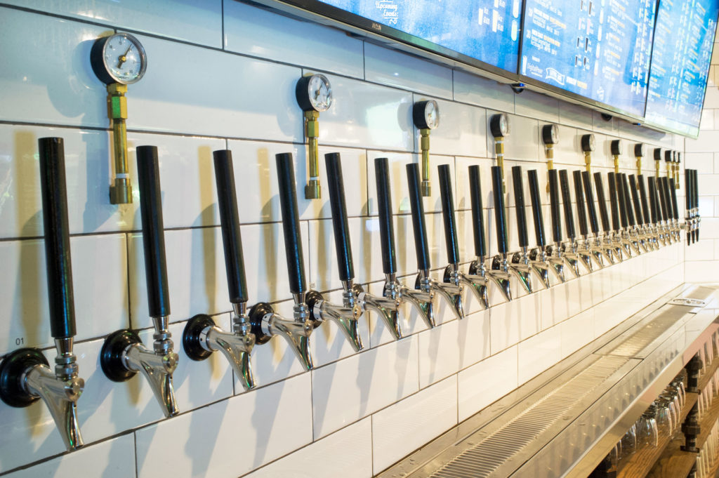 WeWork is cracking down on craft beer consumption in its New York City spaces.