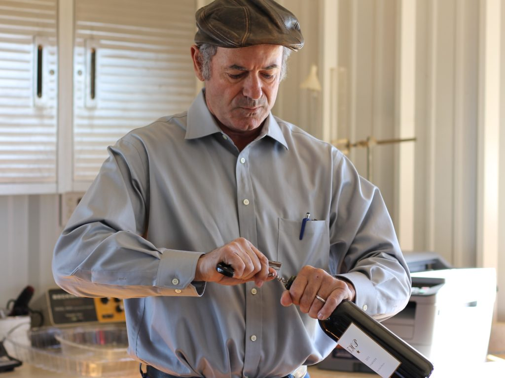 Llano Estacado Exec Winemaker Greg Bruni