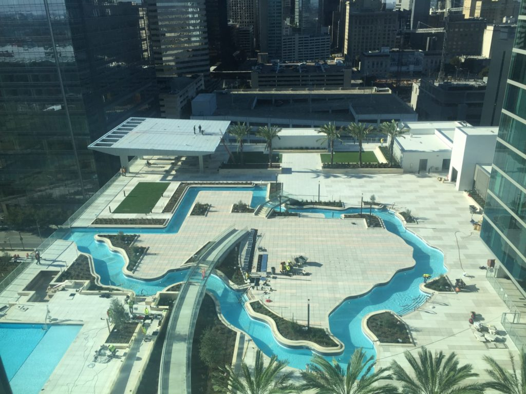 Houston S Getting A New Cooler Than Thou Downtown Hotel That Texas Shaped Lazy River Will Suddenly Have Instagram Competition