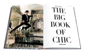 Miles Redd signs his classic book The Big Book of Chic in Dallas on October 4.