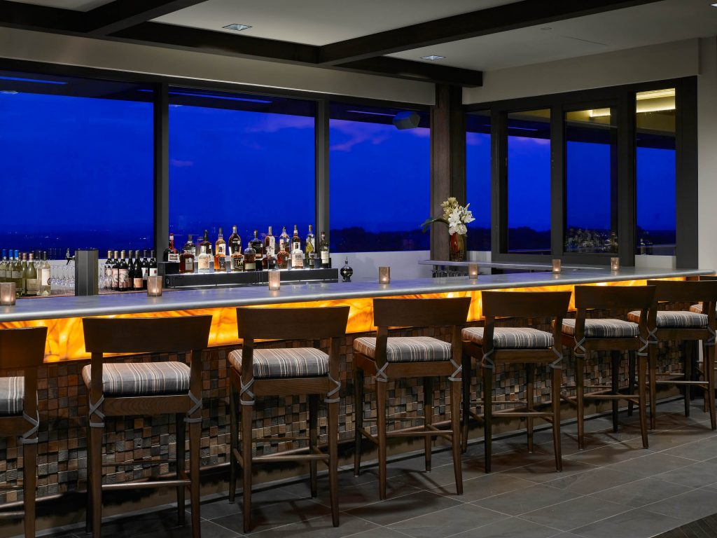 This bar is one you'll want to occupy.