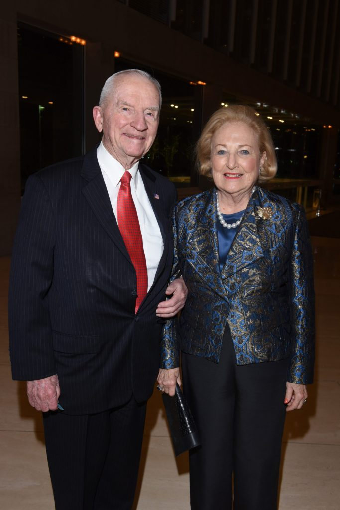 Ross and Margot Perot