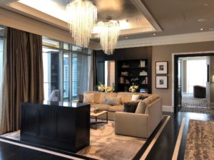 Post Oak Hotel Presidential Suite