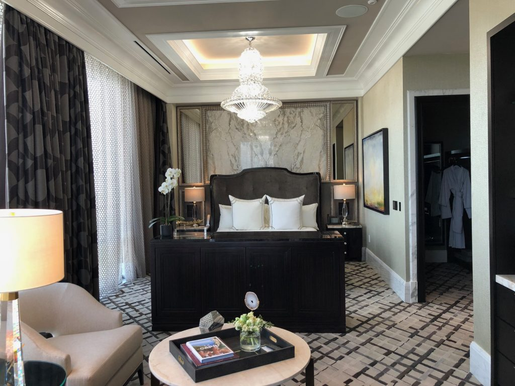 The Post Oak Hotel Presidential Suite