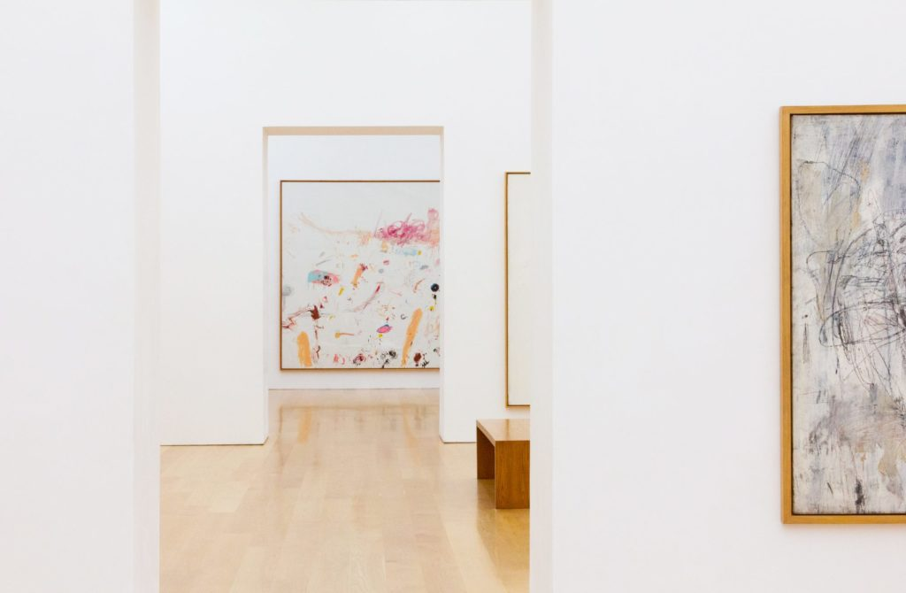 The Menil Collection is a carefully curated, free sampling of amazing art.