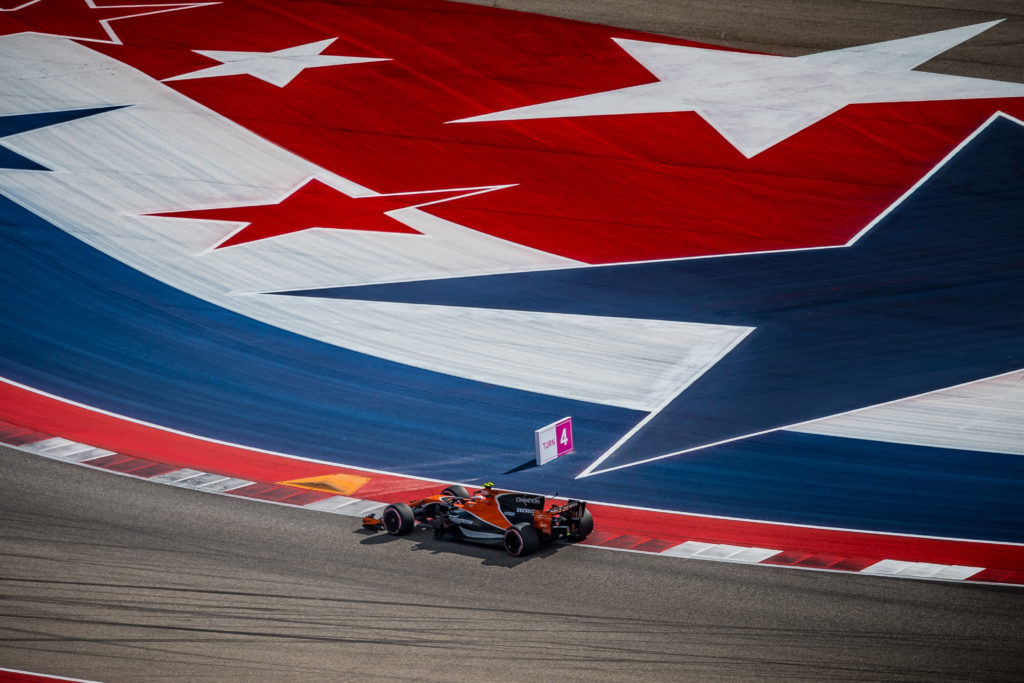 The turns bring plenty of action to Texas' most exciting racing weekend.