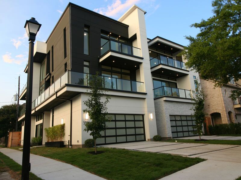 Houston S Most Gorgeous Modern Houses 9 True Trendsetters