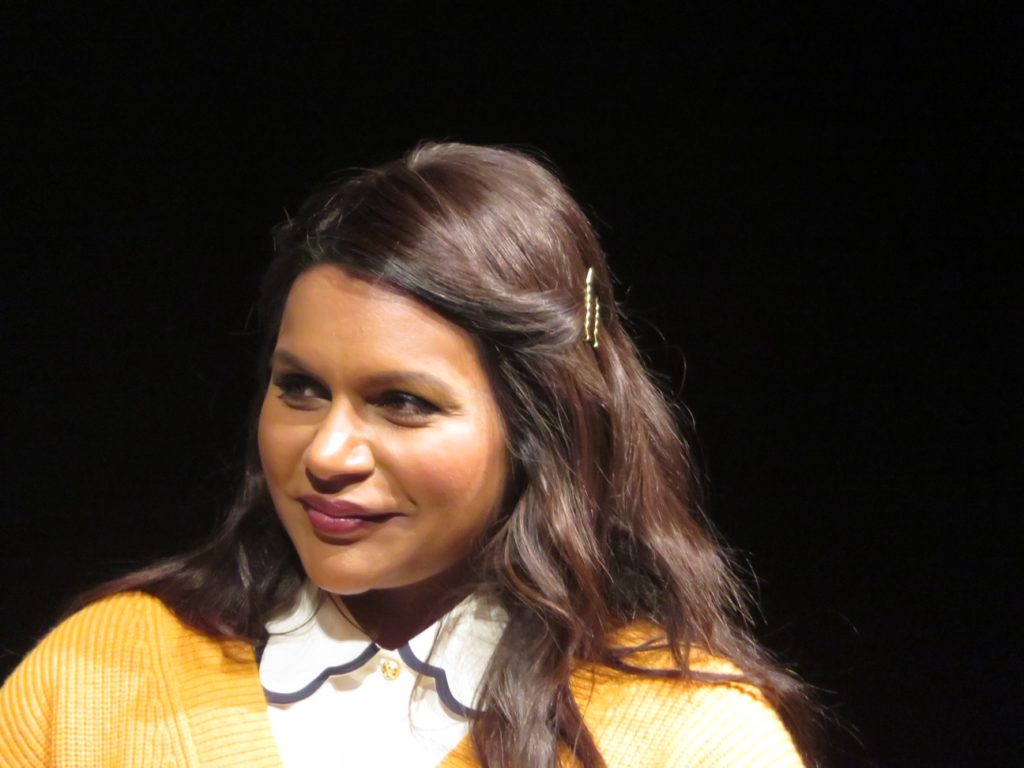 Mindy Kaling at Sundance Film Festival with film, Late Night