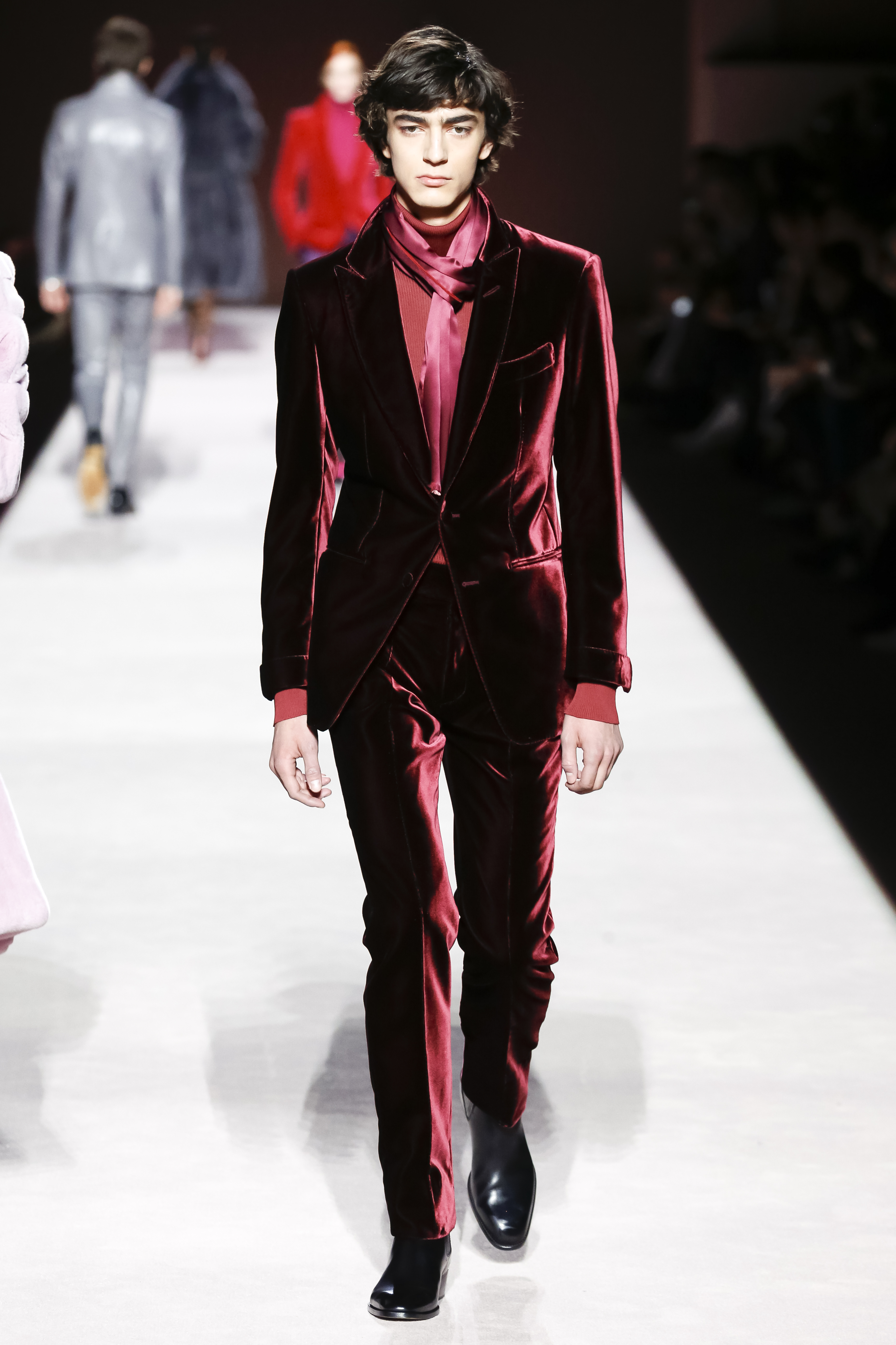 bf720196438 Tom Ford fall 2019 collection Photo by Courtesy of Tom Ford