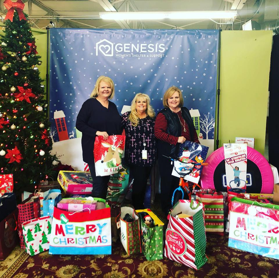 genesis women's shelter and support