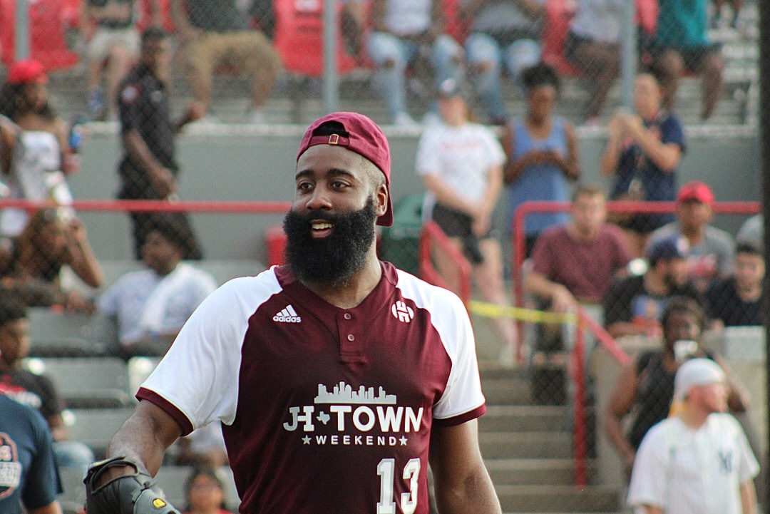 Former MVP James Harden takes over Houston for three days for his third annual JH-Town Weekend.