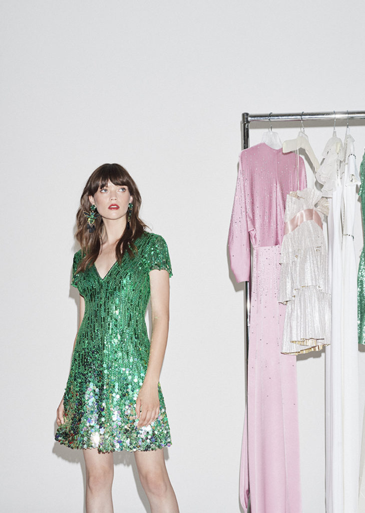 Jenny Packham pre-spring 2020 collection