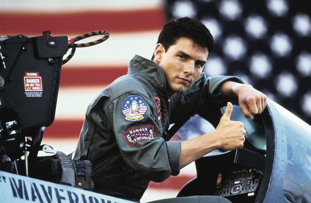 Top Gun Tom Cruise