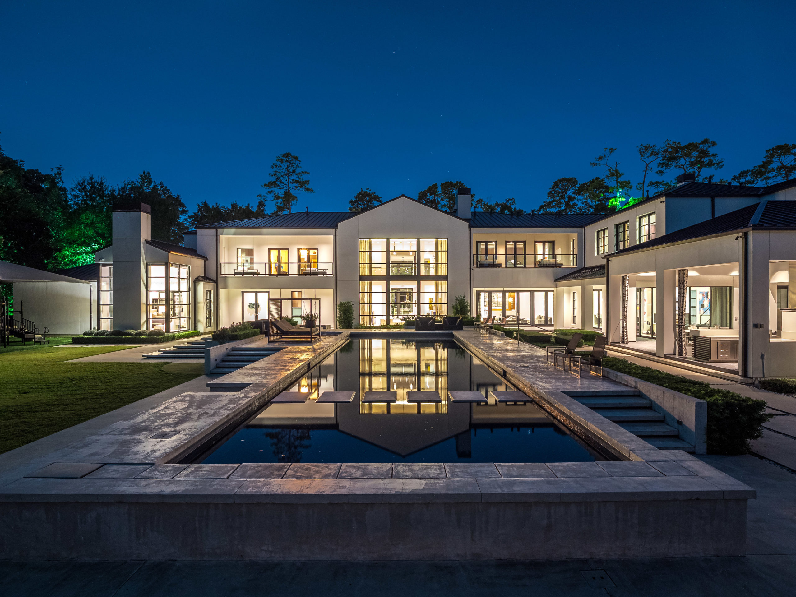 24 5 Million Memorial Mega Mansion Hits Market As One Of Houston S Most Expensive Houses Ever