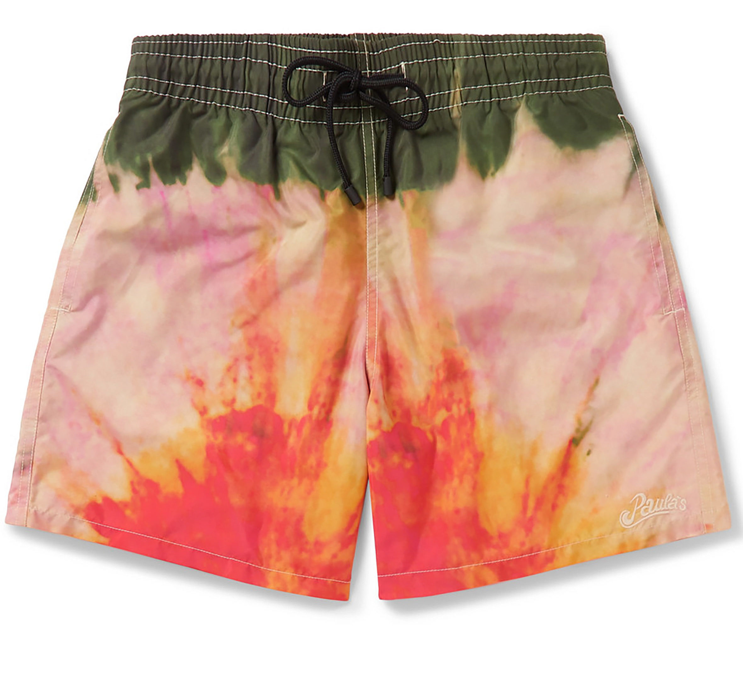 men's swimwear dallas Mr Porter x Loewe exclusive tie-dyed swim shorts, $450, at mrporter.com.