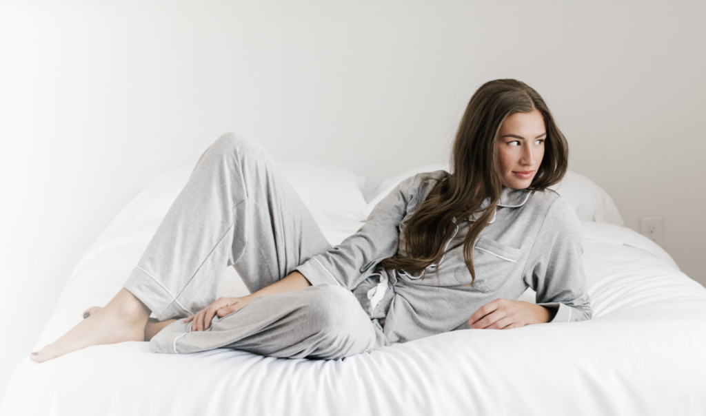 Cozy Earth pajamas stretch knit bamboo, Oprah's Favorite Things choose anything and try it for free within 30 days
