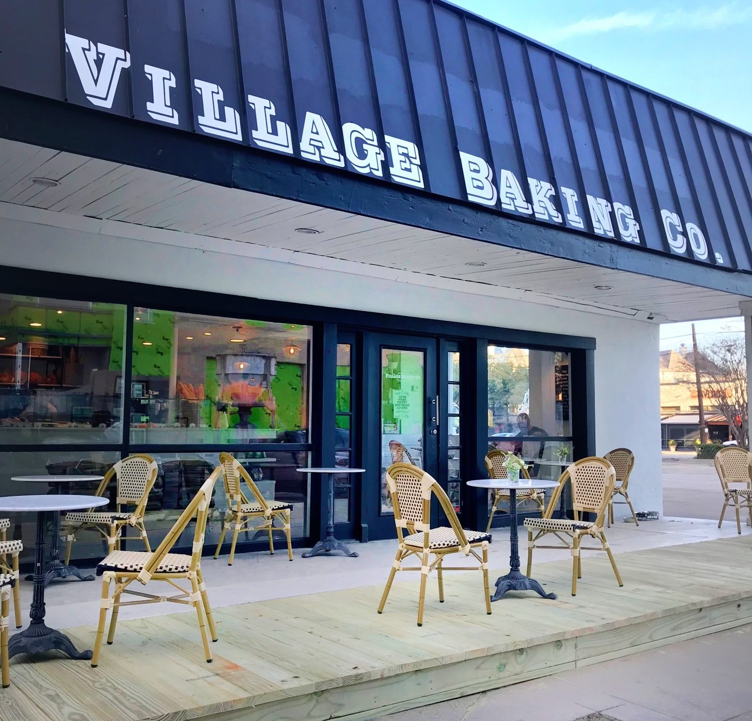 Village Baking Co. Knox Dallas