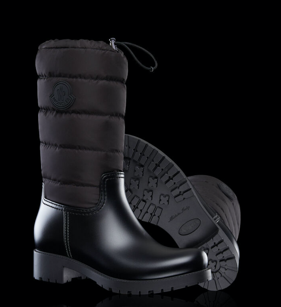 Moncler's Ginette winter boots