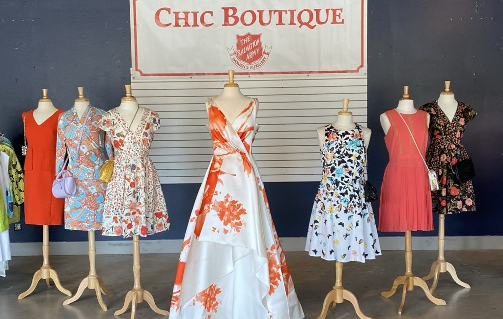 Salvation Army Chic Boutique (Photo by Shelby Hodge)