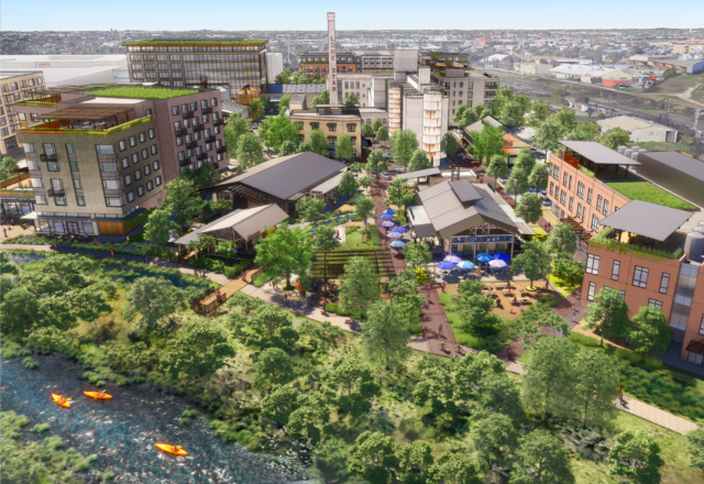 Lone Star District will open up a world of possibilities for a prime, long closed off San Antonio site. Including the river.