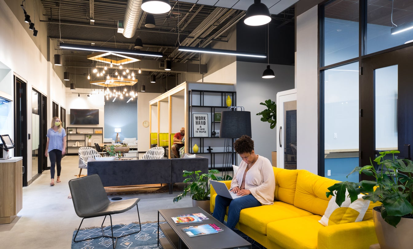 CITYCENTRE's office spaces are about the future of work.