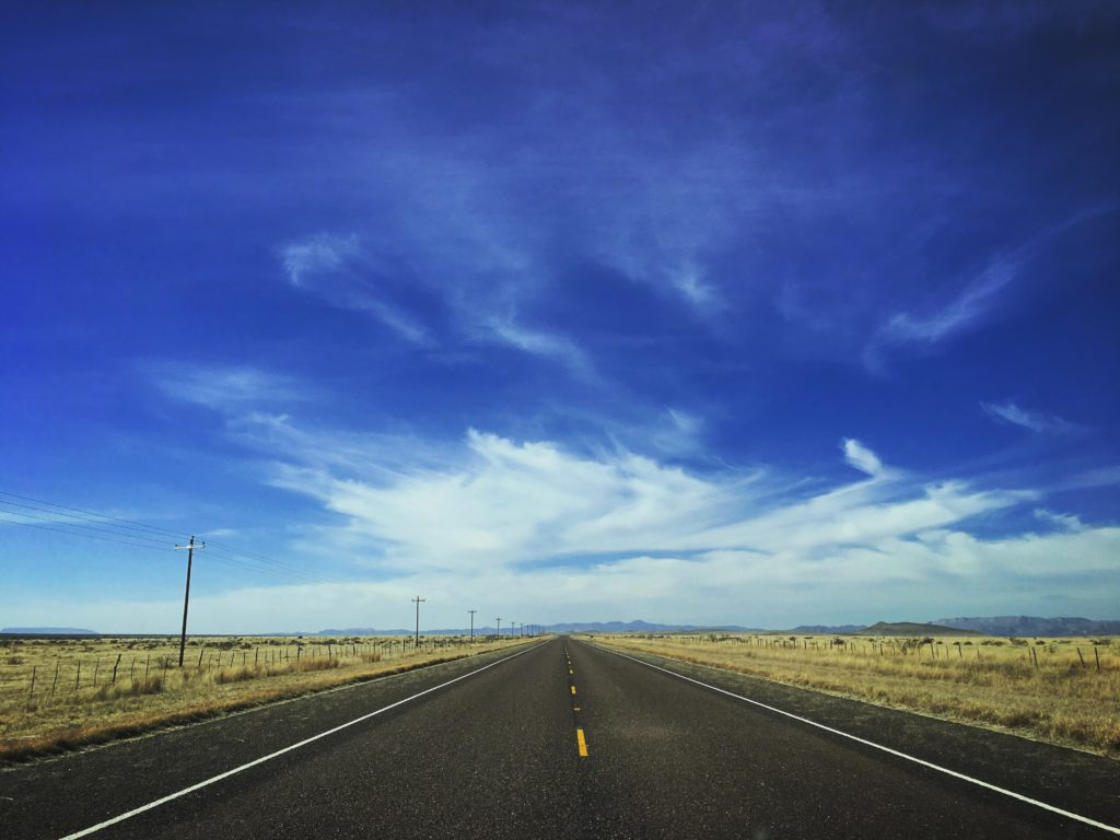 The Road to Marfa