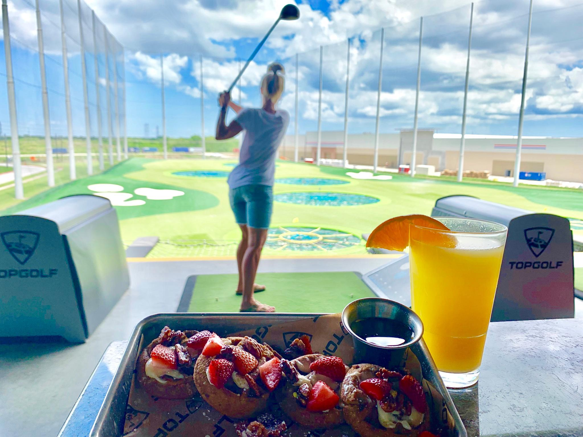 Topgolf best places to play